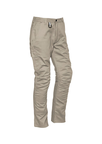 SYZMIK - ZP504 - MENS RUGGED COOLING CARGO PANT (REGULAR) - KHAKI