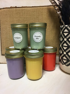 SUMMER Collection - Great Lakes Soy Candles