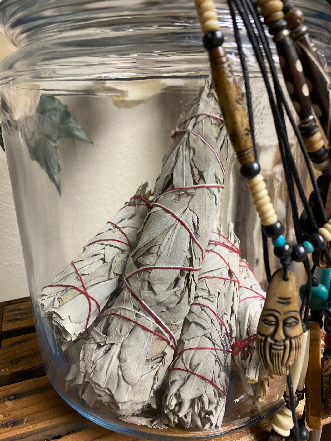 White Sage -  Smudge Stick, Perfect for Smudging & Meditation