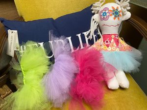 Free Tutu w/ Order of Girl Wild Child Doll