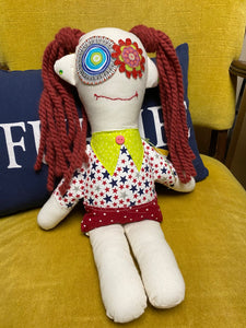 Wild Child Dolls - Girl