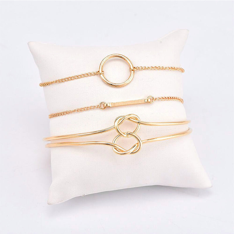 3 Pcs Women's Fashion Bracelet