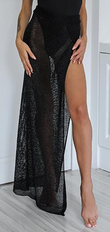 Summer Bodycon Long Skirt