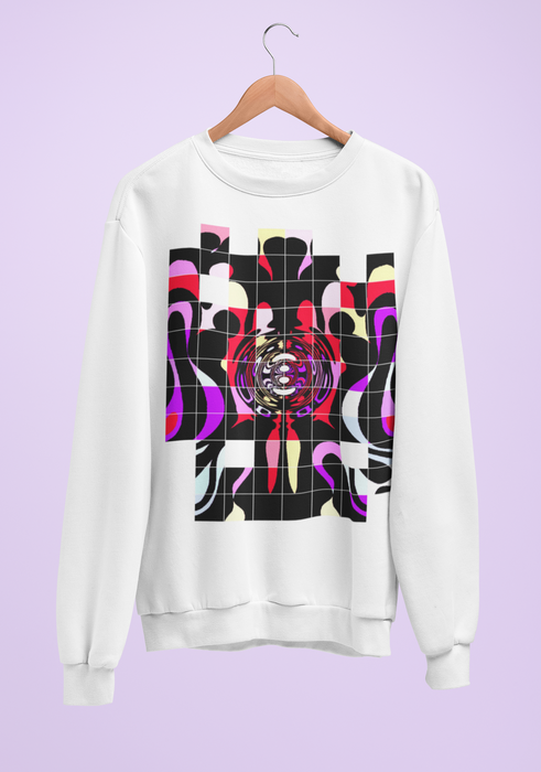 Dope Graphic Sweater For Sale