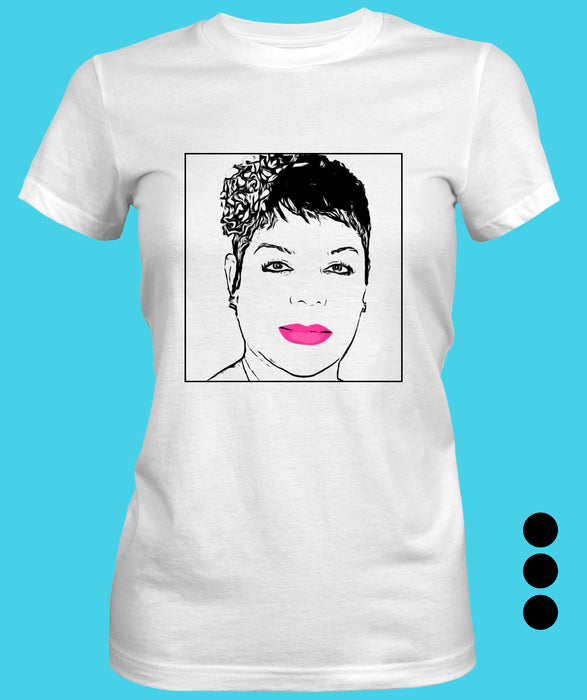 Lovely Lady T-shirt