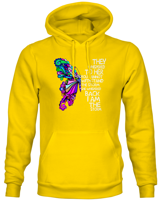 They Whisper Hoodie