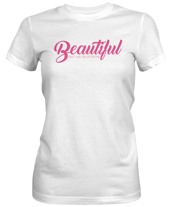 Beautiful Ladies T-shirts