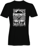 A FORTNITE WINTER Unisex Crew Neck T-shirt - FulFill4me - McQueen Graphics