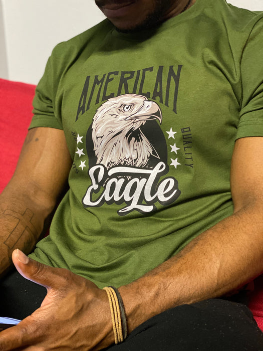 American Eagle Inspired T-shirt