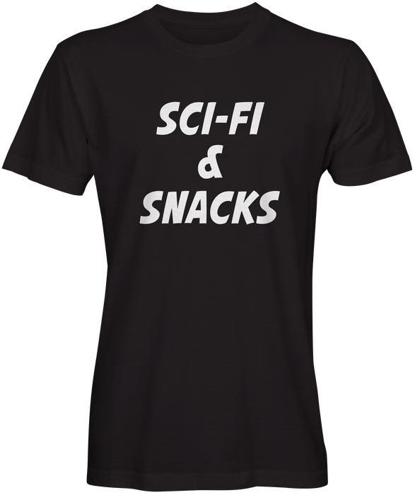 Sci Fi and Snack T-shirts
