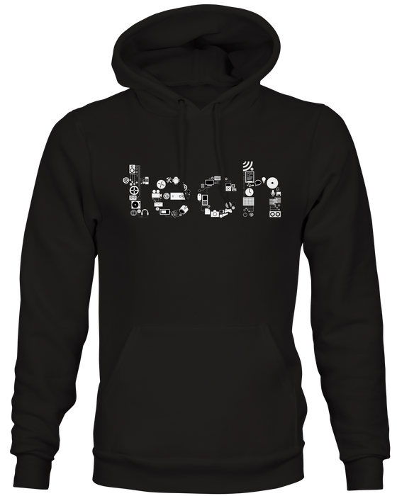 Tech Hoodie For The Technology Lover