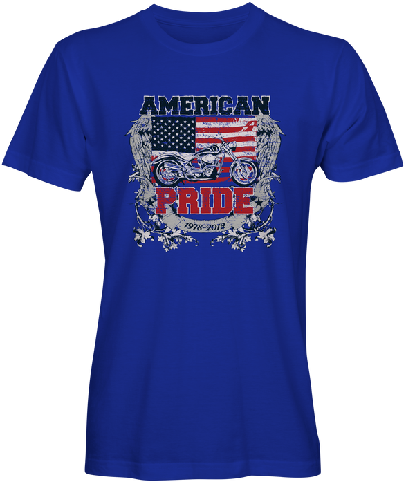 American Pride Graphic Tee