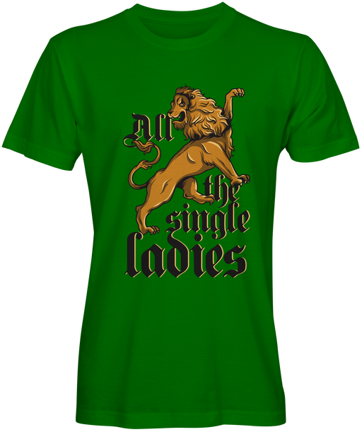 All The Single Ladies Graphic Tee