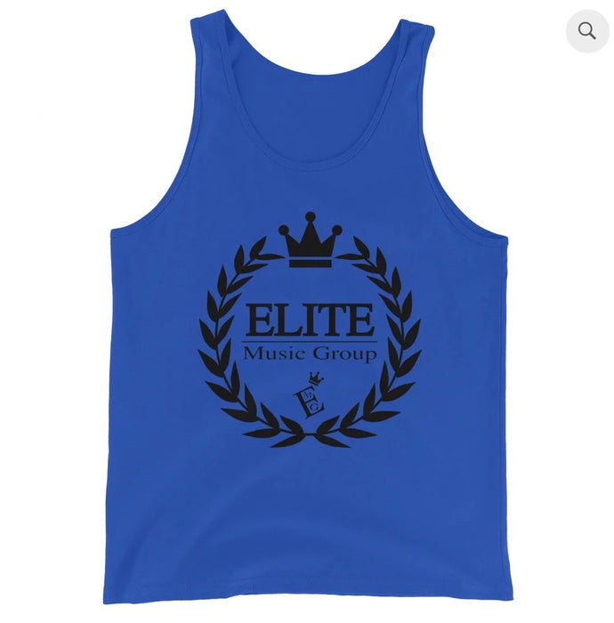 Elite Music Group Tank Tops Plus Size