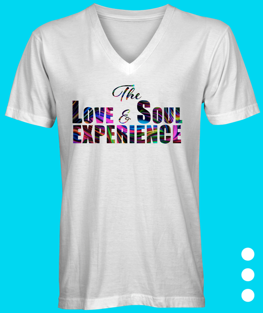 The Love & Soul Experience V-neck T-shirt