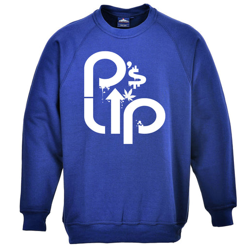 P's UP Crew Sweater