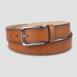 "Men's 1.26"" Casual Belt - Goodfellow & Co  Brown M"