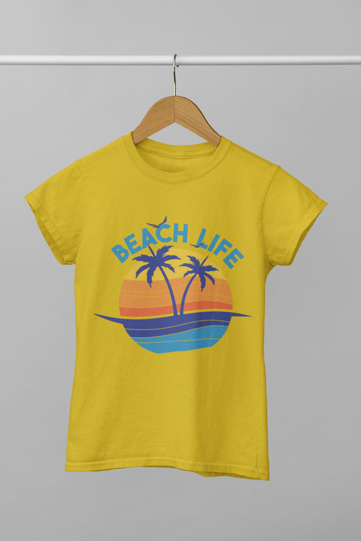 Beach Life Youth Tee