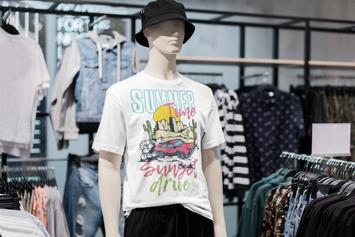 Summertime Graphic T-Shirt