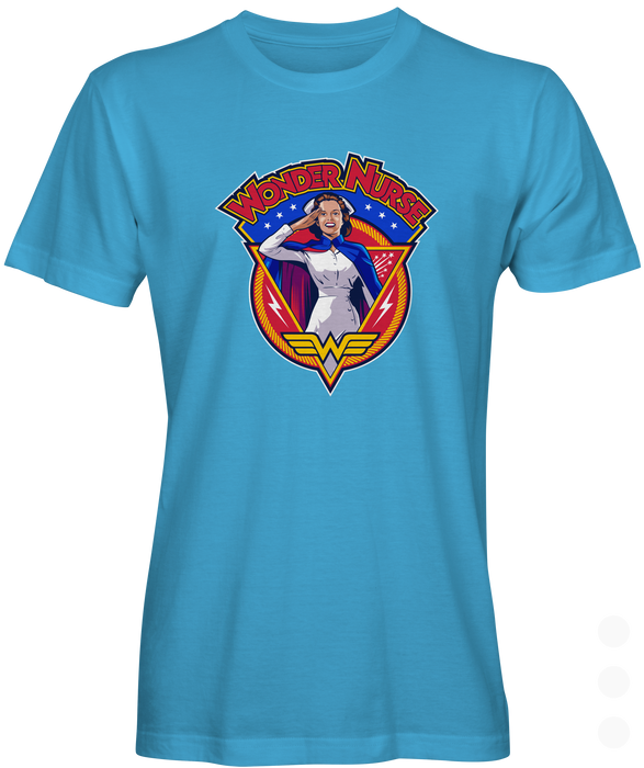 Wonder Nurse Graphic Tee