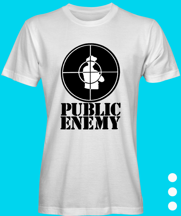 Public Enemy Graphic T-shirts for Sale