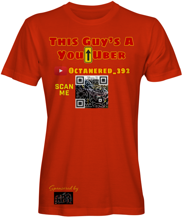 YouTube T-Shirt - Men