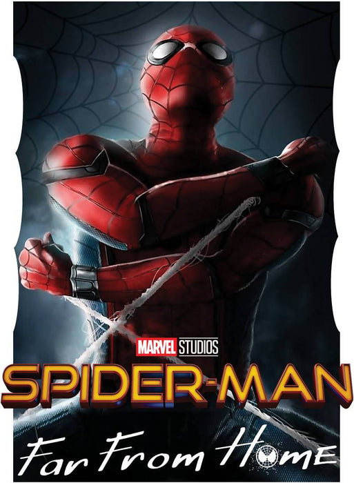 SPIDERMAN FAR FROM HOME - FulFill4me - McQueen Graphics
