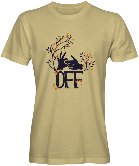 F Off Graphic Tee