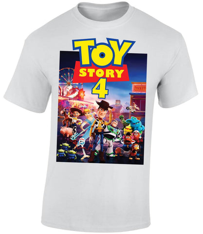 TOY STORY 4 - FulFill4me - McQueen Graphics