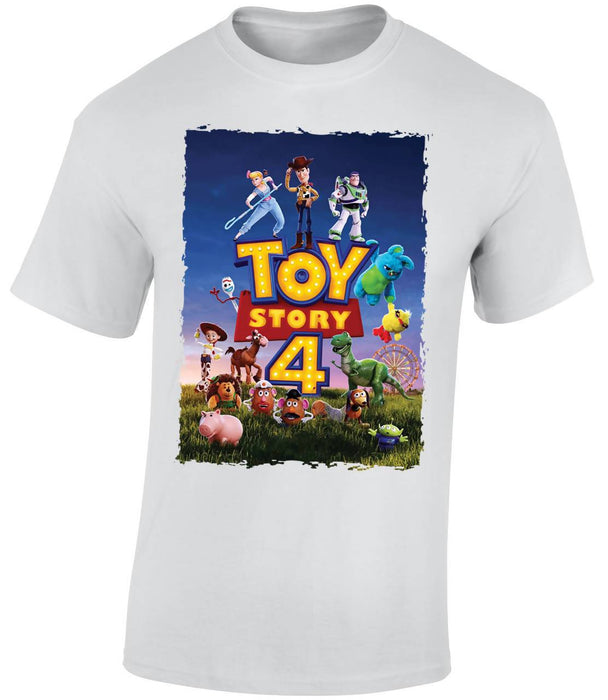 TOY STORY 4 SHIRT 2 - FulFill4me - McQueen Graphics