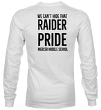 Mercer Middle School Long Sleeve Tee