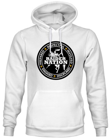 Mercer Middle School | FULFILL4ME | Hoodie White