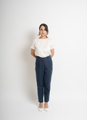 The Convertible Hem Pant