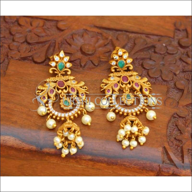Antique Designer Earrings Set UC-NEW2145 - Earrings