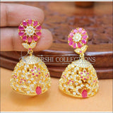 Designer CZ Earrings Set UC-NEW2255 - Earrings