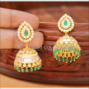 Designer CZ Earrings Set UC-NEW2258 - Earrings