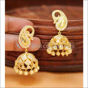 Designer CZ Earrings Set UC-NEW2259 - Earrings