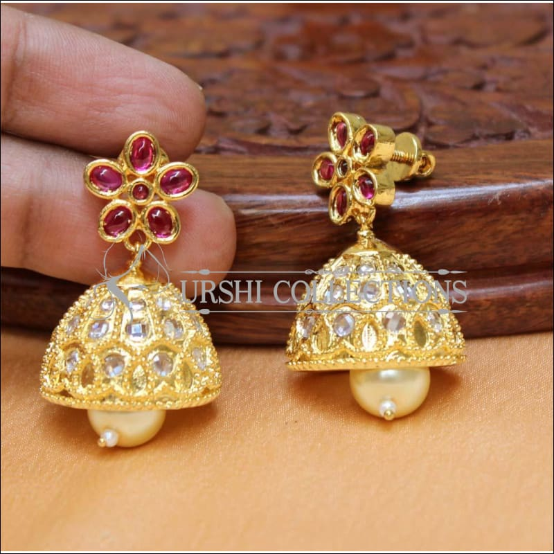 Designer CZ Earrings Set UC-NEW2263 - Earrings