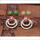 Designer CZ Earrings UC-NEW462 - Earrings