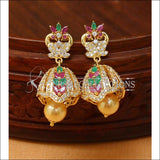 Designer CZ Earrings UC-NEW486 - Multi - Earrings