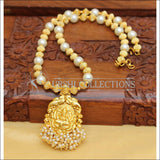 DESIGNER GOLD PLATED HAND MADE NECKLACE UC-NEW2873 - Necklace Set