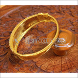 Designer Gold Plated Openable Kada UC-NEW1544 - Bracelets