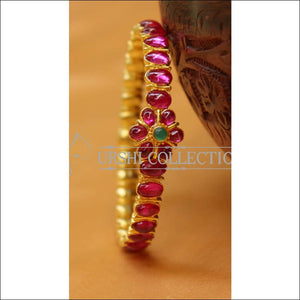 Designer Gold Plated Openable Kada UC-NEW2549 - Bracelets