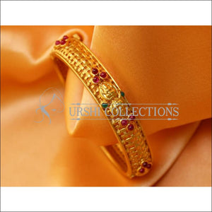Designer Gold Plated Openable Kada UC-NEW2553 - Bracelets