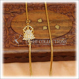 Designer Gold Plated Temple Moppu Chain UC-NEW2329 - Moppu chain