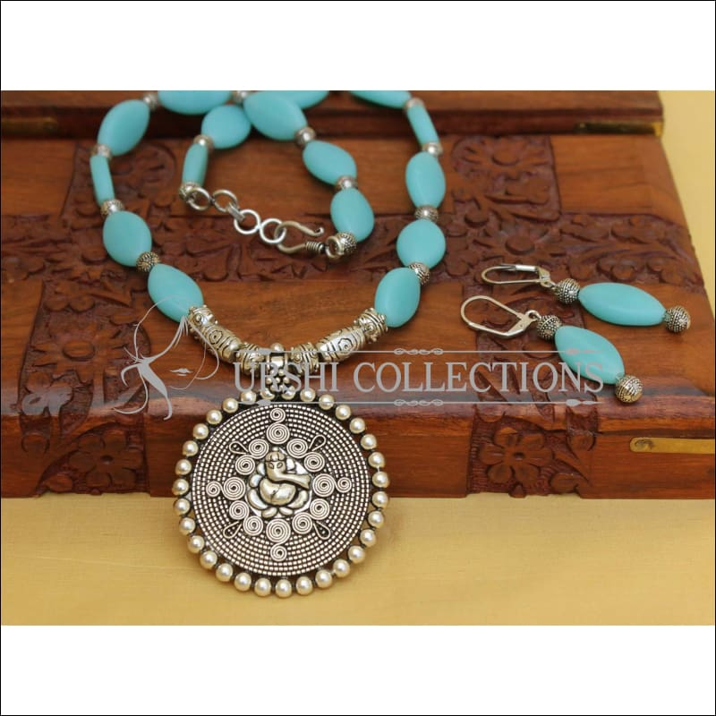 Designer Handmade Necklace Set UC-NEW2803 - Necklace Set