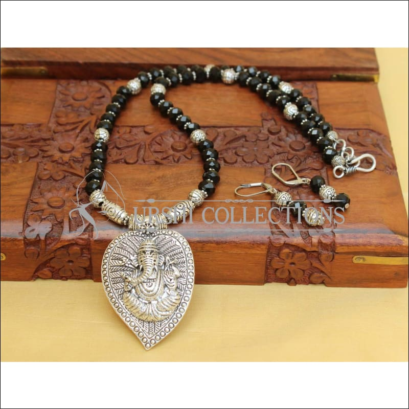 Designer Handmade Necklace Set UC-NEW2808 - Necklace Set