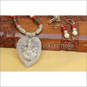 Designer Handmade Necklace Set UC-NEW2811 - Necklace Set