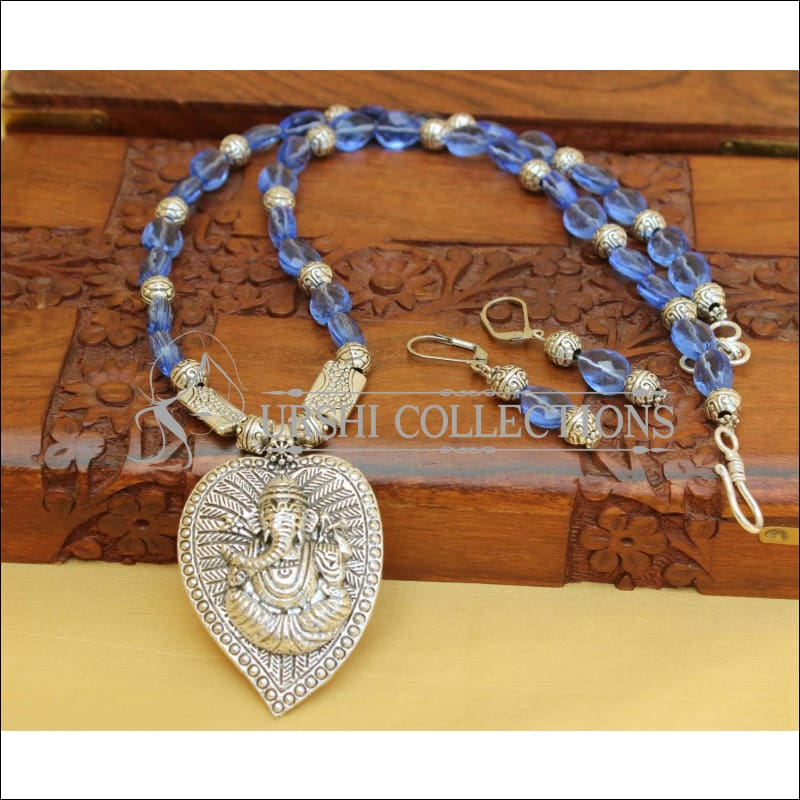 Designer Handmade Necklace Set UC-NEW2813 - Necklace Set