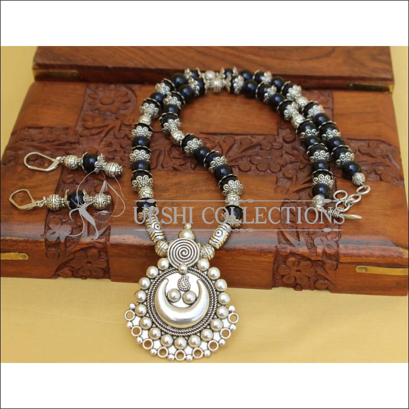 Designer Handmade Necklace Set UC-NEW2817 - Necklace Set